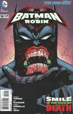 Batman and Robin # 14 DC Comics The New 52! Vol. 2