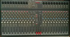 Soundtracs Topaz A great analogic console from 90s!