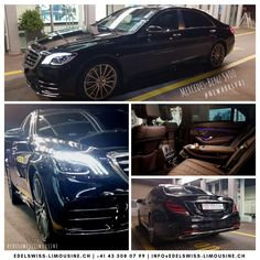 Seen this bad boy cruising Zurich streets yet? 😎 😉⠀ is proud to welcome another fleet member - the NEW Mercedes-Benz 💯🤘⠀ Benz S Class, New Mercedes, Mercedes Sprinter, Zurich, Bad Boys, Cruise, Instagram, Cruises