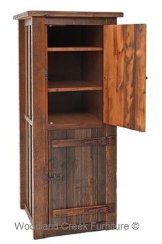 Awesome This Rustic Linen Cabinet Is Handcrafted From Reclaimed Barnwood In Custom  Made Sizes For Bathrooms. Cabin, Lodge, Ranch, Mountain Or Country Decors.
