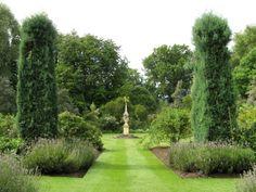 Gärten in England Abbots Ripton