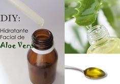 Beleza Vegana: DIY   Hidratante facial para peles oleosas e sensí...