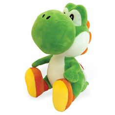 Super Mario Bros. Yoshi Plush  at Firebox.com,  $32.29