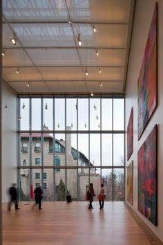 El arquitecto italiano Renzo Piano acaba de inaugurar la extensión del Isabella Stewart Gardner's Museum, un museo de arte en Boston ubicado en un edificio histórico de principios de siglo XX.