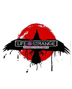 Chloe's Shirt Logo - Before the Storm - Life is Strange 1.5