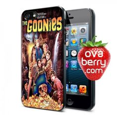 The Goonies Movie Poster iPhone and Samsung Galaxy Phone Case