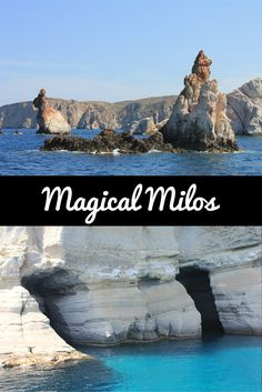 4 Days of Magical Moments in Milos--from sea kayaking, to motor sailing, to snorkeling! CLICK to read where to stay and what to do on your vacation in Milos island in Greece!