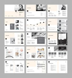 PART OF COLLECTIONS Project Proposal is part of Collections. It's professional, fresh and clean InDesign proposal template. Page Layout Design, Magazine Layout Design, Graphic Design Layouts, Powerpoint Design Templates, Booklet Design, Editorial Layout, Editorial Design, Crea Design, Report Layout