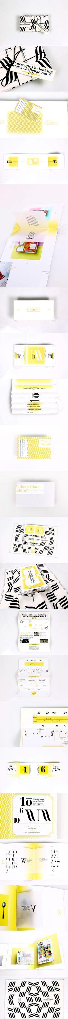 Student Resume: WIM — The Dieline | Packaging & Branding Design & Innovation News