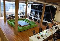 Office Workspaces Design Tips?Get in touch if you need …, – Office İnterior Workspaces Office Workspace, Office Decor, Workspaces Design, Colorful Apartment, Small Studio, Small Office, Decorating Small Spaces, Simple House, Office Interiors