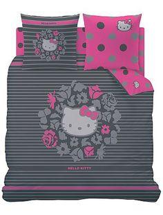 Dekbedovertrekset van 'Hello Kitty' voor 2 personen Woongoed - Kiabi - 34,99€