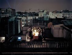 Photographer Markus Henttonen creates a series of pictures called Night Time Stories, in which he immortalizes night time scenes that he shows with poetry and m Photography Words, Night Photography, Interior Photography, Photography Portfolio, Hipster Photo, Photo Fair, Rooftop Party, World Of Darkness, Artist Biography
