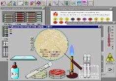 bactolab logiciel pour faire comme dans un labo (mais cela reste fictif en laboratoire il faut rester très vigilants) !