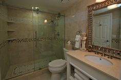 Ponce Inlet Seaside Retreat - traditional - bathroom - other metro - Pathfinder Group Designs Inc.