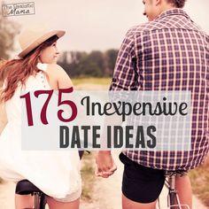 175 Date Ideas