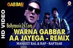 Warna Gabbar Aa Jayega Music Video Gabbar Is Back (2015) HD | Bollymusic24.Com