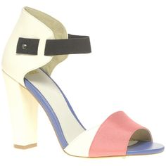 Asos Hayden Heeled Sandals With Ankle Strap, just bought these suckas :)