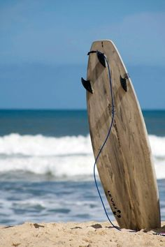 Where the ocean meets the sand, that's where you'll find me.  That is if I am not surfing.