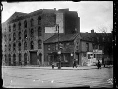 7th Avenue and West 12th Street. Date: 1920