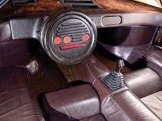 So stellten sich Entwickler und Visionäre in den 80ern die Zukunft der Automobile, speziell Ihre Cockpits vor. Einige schöne Konzepte, in denen ich heute gerne sitzen würde. via