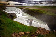 Gullfoss waterfall by Søren Nielsen on 500px