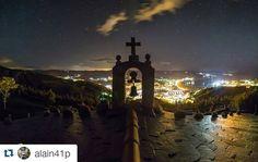 Una vista nocturna  y un tanto diferente  de #Viveiro de  @alain41p  #SienteGalicia  #MariñaLucense #Lugo #Galicia #GaliciaMaxica #GaliciaCalidade #GALICIAVISUAL #GaliciaGlobal #galigrafias #galiciamola by sientegalicia_sg