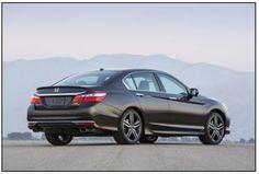 2016 Honda Accord Press Kit - Chassis - Honda News