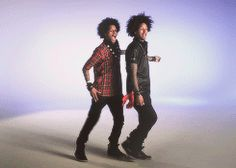 And make each other better. | Why You Need To Be Obsessed With Les Twins Right This Second