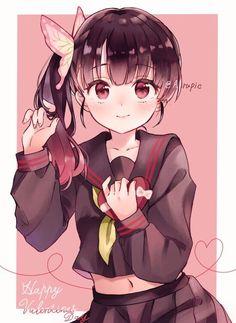 Tsuyuri Kanao - Kimetsu no Yaiba - Image - Zerochan Anime Image Board Anime Oc, Anime Angel, Anime Chibi, Manga Anime, Moe Anime, Anime Demon, Anime Girl Cute, Kawaii Anime Girl, Anime Girls