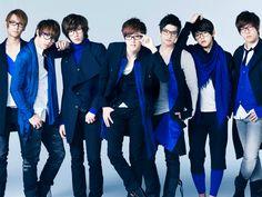 AJ, Hoon, Kiseop, Kevin, Eli, Dongho, and Soohyun of U-Kiss (유키스)