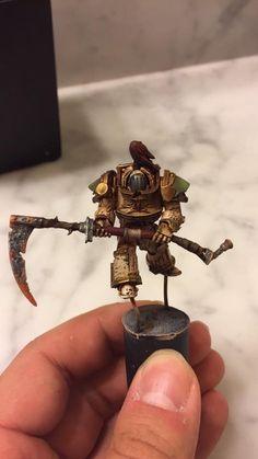 Death Guard Champion