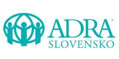 Pomáhame ľuďom. Meníme životy. Bojujeme proti chudobe a hladu, poskytujeme rýchlu humanitárnu pomoc, zabezpečujeme pitnú vodu a učíme komunity ako sa uživiť a byť sebestačnými. Pomáhaj s nami, sme ADRA Slovensko! Logos, Logo