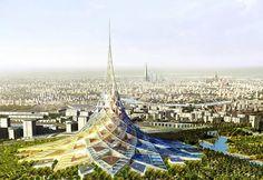 As 10 construções mais sustentáveis do mundo - Atitudes Sustentáveis