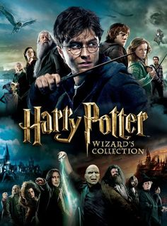 The amazing 8 Film set on Harry Potter (Daniel Radcliffe) and the battle of the magical arts! Harry Potter Poster, Harry Potter Tumblr, Harry Potter World, Images Harry Potter, Harry Potter Artwork, Mundo Harry Potter, Harry Potter Wizard, Harry Potter Cosplay, Harry Potter Cast