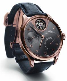 Isso é um relógio bonito.