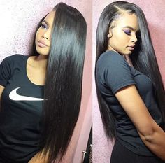 Free shipping peruvian virgin hair weave 3 bundles with lace frontal,factory direct sale 100 straight human hair extensions #HairExtensionz