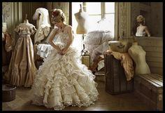 Emma Watson in Valentino Couture