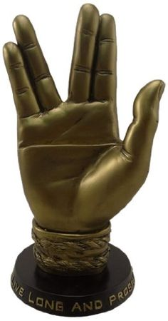Star Trek Mr. Spock Bronze Business Card Holder Star Trek http://www.amazon.com/dp/B00J1XB41Q/ref=cm_sw_r_pi_dp_Rdv8tb17V2EFY