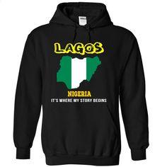 Lagos, Nigeria T Shirts, Hoodies, Sweatshirts - #under #blue hoodie. SIMILAR ITEMS => https://www.sunfrog.com/LifeStyle/Lagos-Nigeria-wiinw-Black-5860170-Hoodie.html?60505