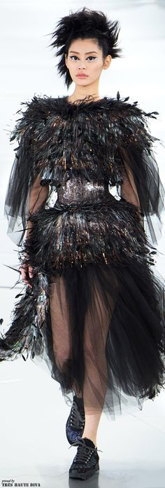 www.2locos.com Chanel Spring 2014 Couture