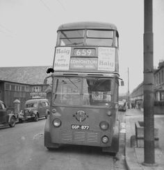 Another view of Tramway Ave. To the left is the St. Alpheges Church Hall where we got up to all sorts of mischief at the Youth Club :-) London Transport, Public Transport, Vintage London, Old London, Routemaster, Double Decker Bus, Red Bus, Bus Coach, London Bus
