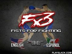 Fists For Fighting  Android Game - playslack.com , non-stative boxing on android!   emergence at the top of evaluating  and become the champion person.You can specify a person, one of many.   Everyone combats for his goal, but the goal is one, to get at the top of an evaluating  and to become the champion person.   In the free version of the game you will be able to compete only against a computer.   It will be dense to combat, but it is absorbing!