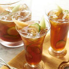 Honey Melon Cucumber Iced Tea « Multiculturalcookingnetwork's Blog