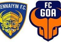 Hero ISL 2015 Indian Super League Final FC Goa Vs Chennaiyan FC