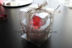 favor ring pop boxes | The Fun Cheap or Free Queen: Savvy Saturday projects: Pomander balls ...