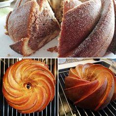 Saftiger Marmorkuchen oder Gugelhupf. Einfach gemacht, mit nur wenigen Zutaten.