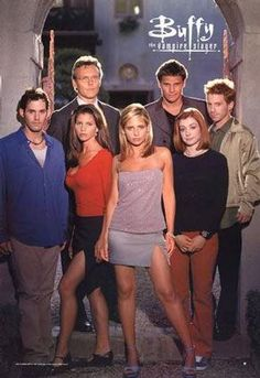 Buffy the Vampire Slayer - the best show ever created.