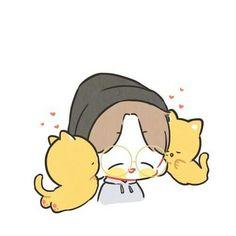 Exo Fan Art, Short Comics, Baekhyun, Exo Exo, Chanbaek, Yoonmin, Kpop, Amazing Art, Winnie The Pooh