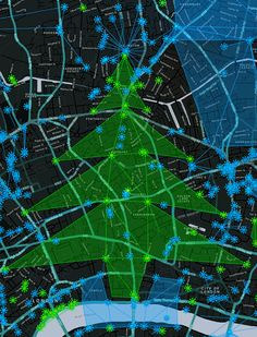62 Best INGRESS field art images in 2016 | Fields, Planets, Plants Ingress Portals Map Of Indiana Usa on