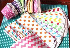 Rainbow Party Pack Rainbow Candy Cups Rainbow by GlitterDaisyShop